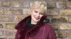 Cecelia Ahern. Picture By David Conachy. 19/9/2018