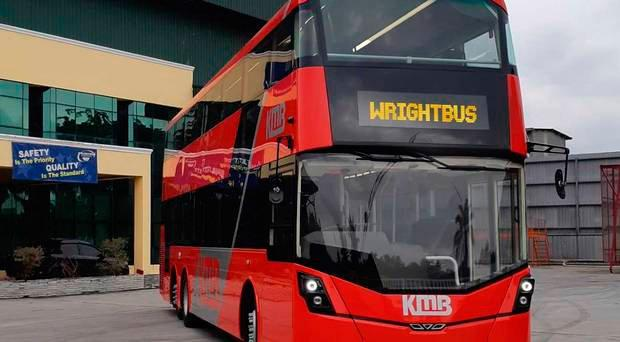 Wrightbus has relied heavily on Slovakian employees