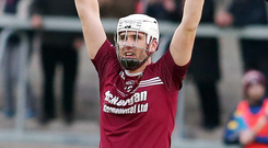Aiming high: Cushendall's Conor Carson will train to be a pilot