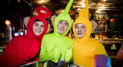 People out for Scratch Mondays Halloween Special! at Limelight. 29th October 2018. Picture by Liam McBurney/RAZORPIX