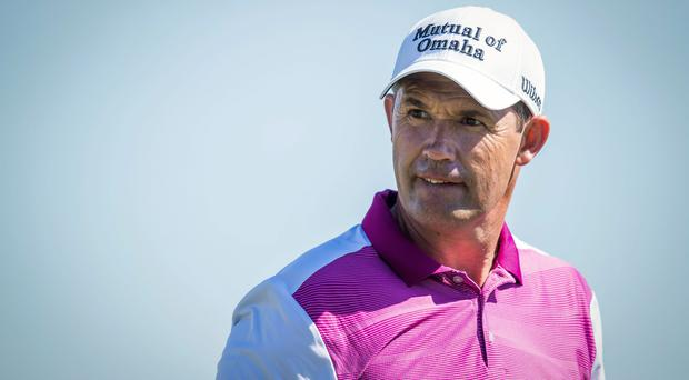 Top job: Padraig Harrington is favourite to be next captain
