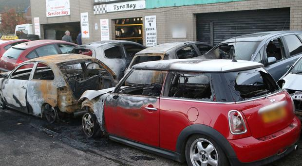 The Car Shop >> Owner Of Northern Ireland Car Repair Shop Hit By Arson Says He S