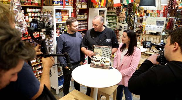 Tourism Ireland has invited chef and TV personality Dan Doherty to film a new video about the superb food experience on offer in Northern Ireland.
