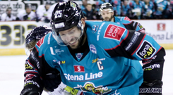 On target: Captain Blair Riley scored in the win over Sheffield