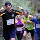 Press Eye - Belfast Telegraph Run Forest Run Series - 5k and 10k - Race 1 - Minnoburn / Mary Peters Track - 3rd November 2018 Photograph by Declan Roughan