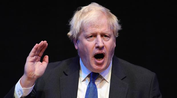 Boris Johnson has denounced a mooted Brexit deal with the EU as an 'absolute stinker' and urged MPs to reject