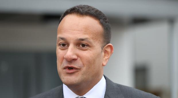 Leo Varadkar said he expects the British Government to stick to the commitments it made to the EU last December for a legally enforceable backstop (Niall Carson/PA)
