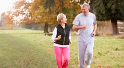 Get active: staying fit as you age doesn't have to be a chore
