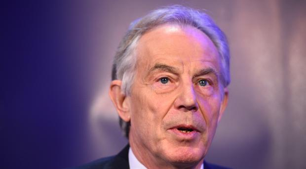 Tony Blair's government became embroiled in controversy (Kirsty O'Connor/PA)