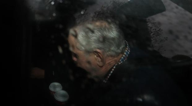John Downey arriving for a court hearing in Dublin (Niall Carson/PA)