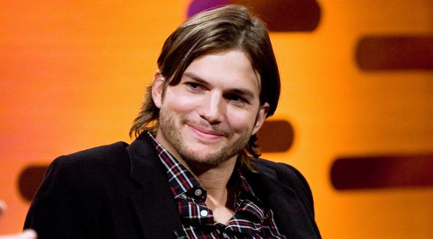 Ashton Kutcher has called for tighter gun controls following the latest mass shooting in the US (John Phillips/PA)