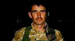 Conor McKenna enlisted with the Royal Irish Regiment in 2000