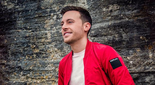 Singing sensation: Nathan Carter