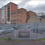 The Wellwood Street site in Belfast where an apartment block is planned