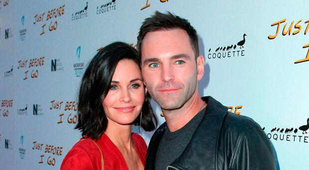446ac989b7e55 Courteney Cox and me: Snow Patrol's Johnny McDaid on their 4 year ...