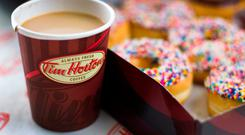 Canadian coffee chain Tim Hortons is planning a new drive-thru outlet in Coleraine.