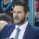 Filled with pride: Belfast Giants head coach Adam Keefe