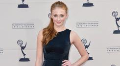 Actress Sophie Turner. Photo: Getty Images