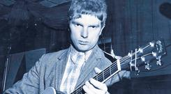 Early promise: Van Morrison in his early years