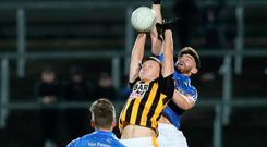 Emerging force: Cross's Rian O'Neill is certainty for county football next year