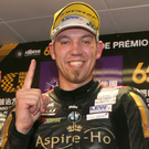 Victory pointer: Peter Hickman