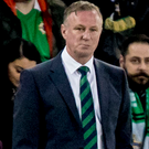 Sting in tail: Michael O'Neill will hope for better luck