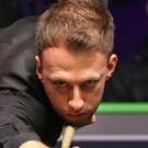 Glory shot: Judd Trump lifted the NI Open prize