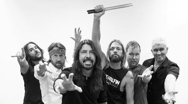 Foo Fighters to play Belfast and Dublin in 2019!