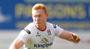 Rory Scholes has joined Brive.
