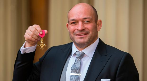 Rory Best was made an OBE (Officer of the Order of the British Empire) by the Prince of Wales during an Investiture ceremony at Buckingham Palace on Wednesday morning.