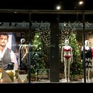 The Marks and Spencer window display (Fran Bailey/Facebook/PA) and issued