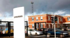 Northern Ireland business leaders will discuss the Brexit deal with Theresa May today amid fears that 500 new job losses at Bombardier could cost the economy here up to £35m