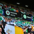 Decision time: Celtic fans have had Ibrox allocation cut to 800