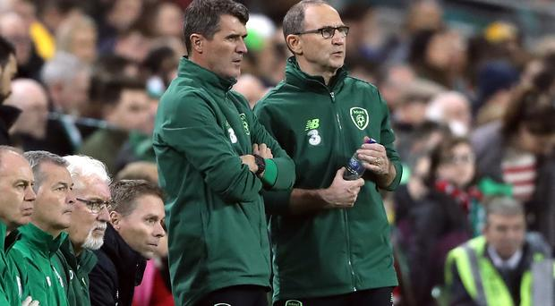 Martin O'Neill and Roy Keane have left their roles (Niall Carson/PA)