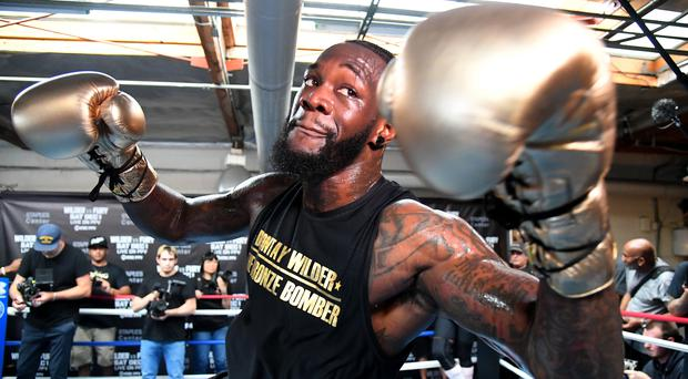 Wilder to be offered two fights with Joshua