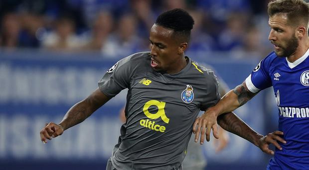 Eder Militao has been linked with a move to England.
