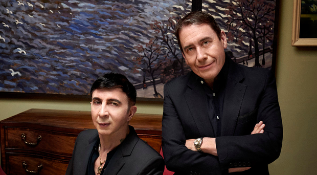 Naked truth: Marc Almond and Jools Holland