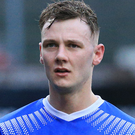 On the up: Seanan Clucas is sure Swifts are going places