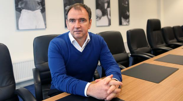 New role: Pat Fenlon has returned to Windsor as LInfield general manager