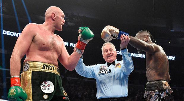Final countdown to Tyson Fury v Deontay Wilder
