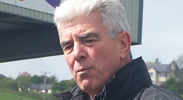 Former Northern Ireland manager Bryan Hamilton