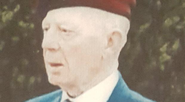 William McConnell who passed away at the age of 94
