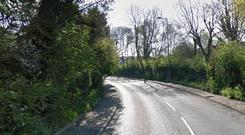 Doagh Road in Newtownabbey / Credit: Google Maps