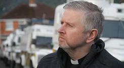 Fr Gary Donegan has been recognised by Queen's University for his dedication to achieving peace and reconciliation in his north Belfast parish