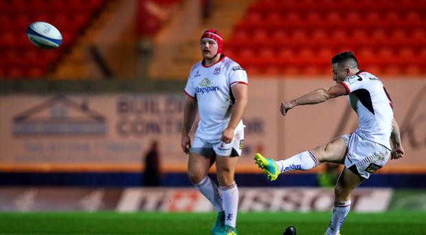 Tee time: John Cooney feels that Ulster are in a good place to push on in Europe and the PRO14