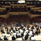 The Ulster Orchestra's lunchtime concert attracted a capacity audience yesterday, but the widely varied programme had only a marginal connection with Christmas. (stock photo)