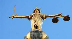 A Co Tyrone man who bit part of another man's ear off on the dancefloor of a Belfast nightclub has been sentenced