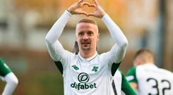 Time out: Leigh Griffiths is dealing with off-field issues