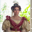 Appealing role: Hayley Atwell as Caroline Mortimer in The Long Song