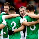 Under orders: Fermanagh boss Rory Gallagher will this weekend start to lay the foundations for the season ahead